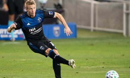 LATE ADDITION: Quakes' Yueill joins USMNT camp
