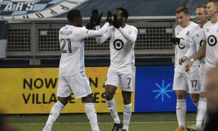 12 MINUTES OF MAGIC: Minnesota runs KC out of its own stadium in the first half to reach conference final