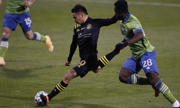 COOL HAND LUCAS: Zelarayán powers Crew SC to 2nd MLS Cup crown