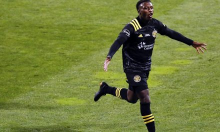 TO SOCCER HELL AND BACK: Unwanted by two teams in 2019, Etienne, Jr. finds himself on top of MLS today