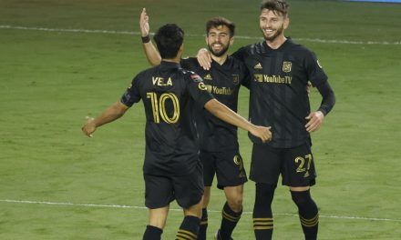THEY CAN'T HOLD (THOSE) TIGRES: LAFC falls in Concacaf Champions League final