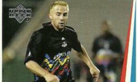 GOODBYE, SCOTT: Vermillion, former MLS player, passes away