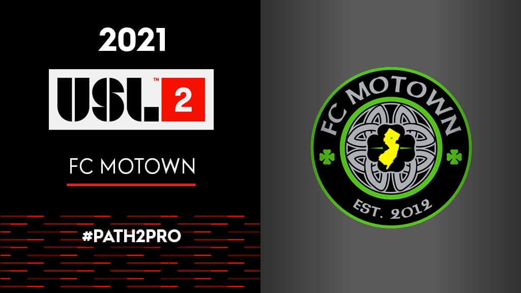 ON THE MOVE: FC Motown joins USL League Two