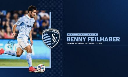 BENNY'S BACK: Feilhaber returns to KC as assistant coach