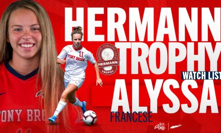 THE GRADUATE (STUDENT): Stony Brook's Francese on Hermann Trophy Watch List