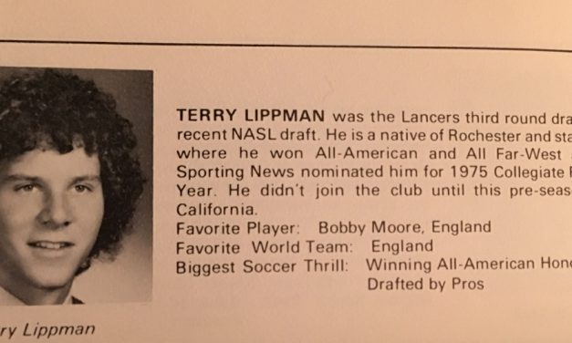 REMEMBERING TERRY: Former Lancers teammates reminisce about Lippman