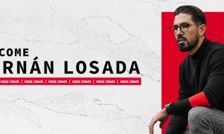 A NEW BOSS: Losada named D.C. United head coach