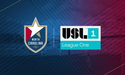 MOVING DOWN: North Carolina FC leaves USL Championship for League One