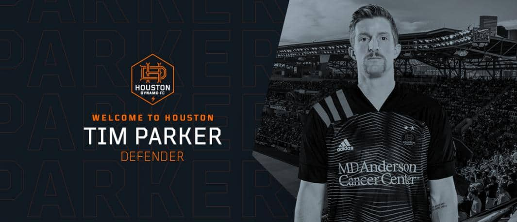 HOUSTON, WE HAVE A DEFENDER: Red Bulls deal Parker to Dynamo for $450K in GAM