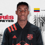 FOR THE DEFENSE: Red Bulls acquire Colombia U-23 center back Andres Reyes