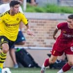 WHEN JOE MET GIO: Two future stars tussled as pre-teens in a draw