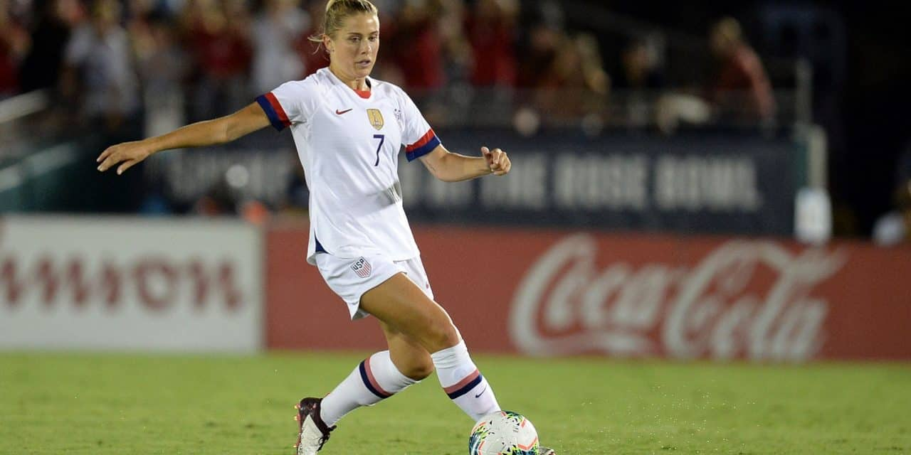 NWSL EXODUS: Dahlkemper joins Mewis, Lavelle at Manchester City