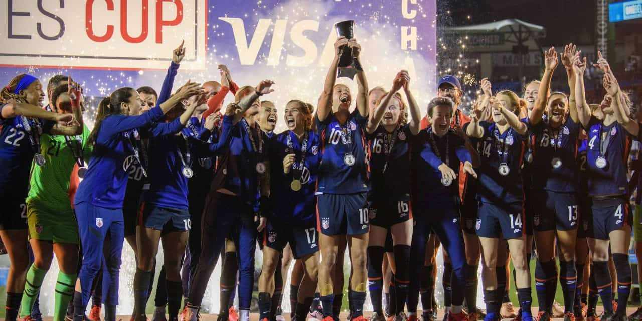 AN OLYMPIC PREVIEW: SheBelieves Cup to include USWNT, Brazil, Canada, Japan in Orlando