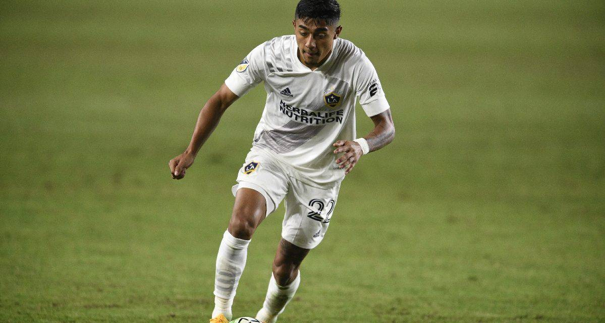 ONE IN, ONE OUT: Araujo replaces Reynolds in U-23 MNT camp