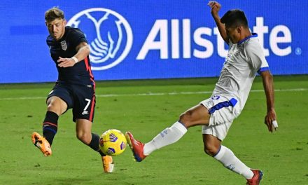 EARLY AND OFTEN: USMNT routs Trinidad in international opener, 7-0
