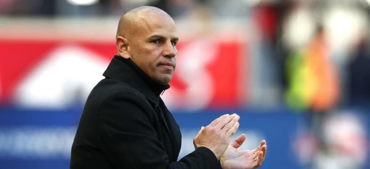 READY FOR THE CHALLENGE: Toronto FC names Armas head coach