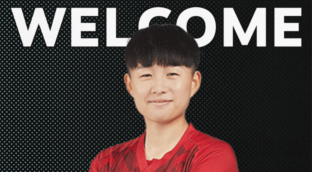 NEW SIGNING: Korean international Lee joins Sky Blue FC - Front Row Soccer