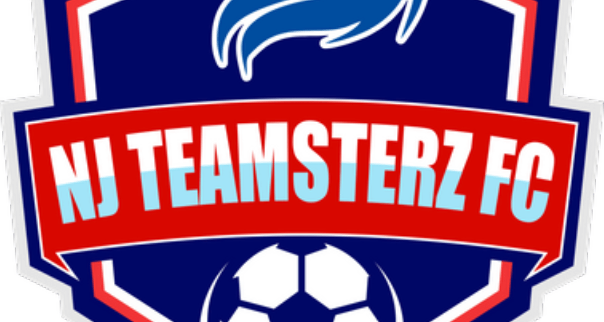 A NEW YEAR: A new name, a new crest for NJ Teamsterz FC