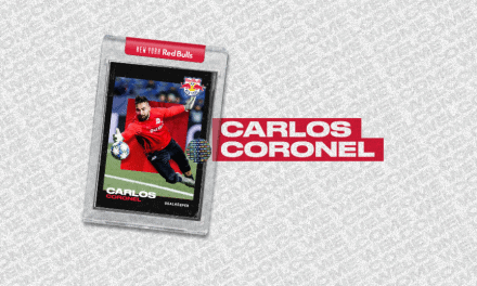 ANOTHER KEEPER: Red Bulls get Coronel on loan from Salzburg