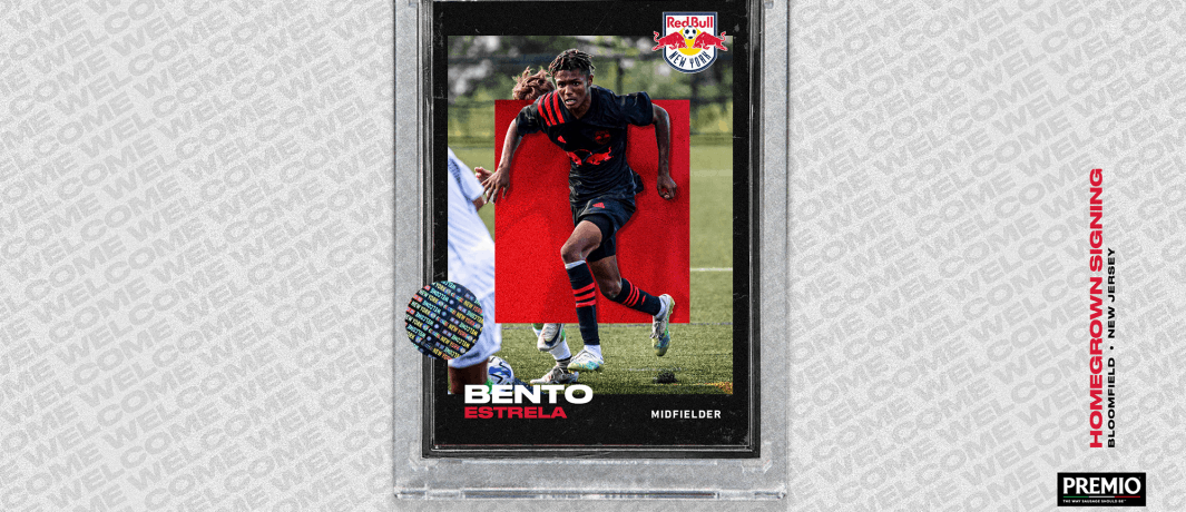 SOME VERY YOUNG IDEAS: Red Bulls sign Estrela (14 years, 364 days), 4th youngest player in MLS history