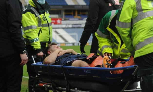 ACL INJURY: Morris' season with Swansea City is over