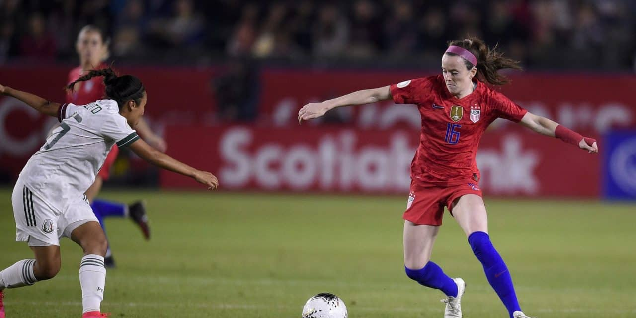 A WIN, BUT NOT NECESSARILY WINNING PERFORMANCE: USWNT struggles to 1-0 victory over Canada in SheBelieves Cup opener