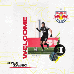 BACK FOR MORE: Red Bulls II re-sign Zajec