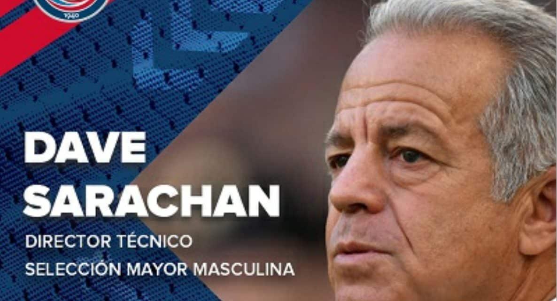 NEXT CHALLENGE: Sarachan named Puerto Rican men's national coach