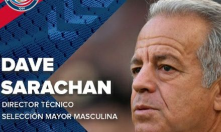 NEXT CHALLENGE: Sarachan named Puerto Rican men's national coach