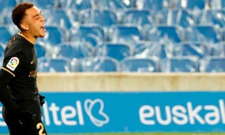DEST IS THE BEST: USMNT defender makes La Liga history with his Barca brace
