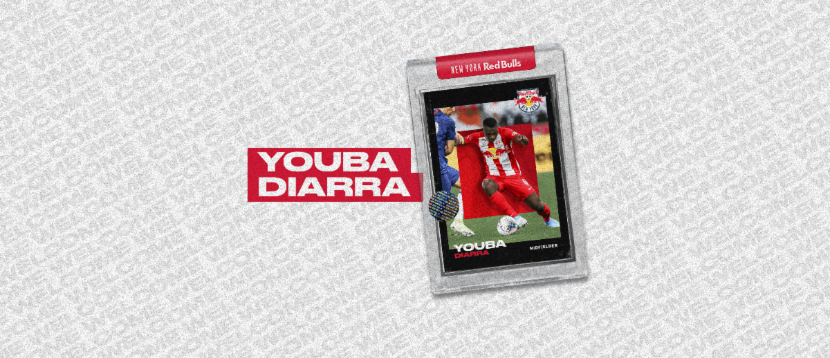 A LOANER: Red Bulls get center mid Diarra from Salzburg