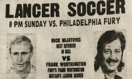 RIP, FRANK: Worthington, former Tampa Bay, Philadelphia player who starred in England, dies