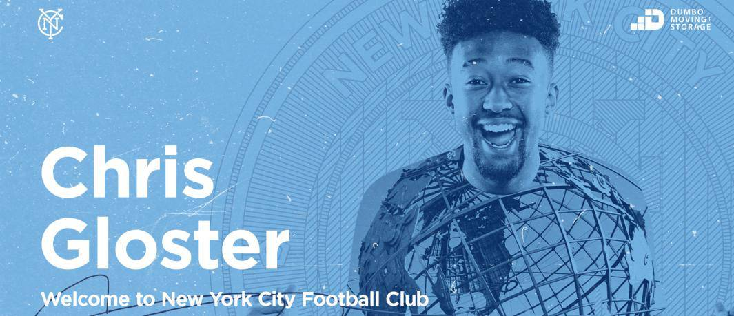 GOING DUTCH: NYCFC acquires Gloster from PSV Eindhoven