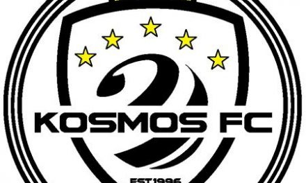 A SILVER LINING: Kosmos FC, the ENYYSA team of the month, celebrates its 25th anniversary