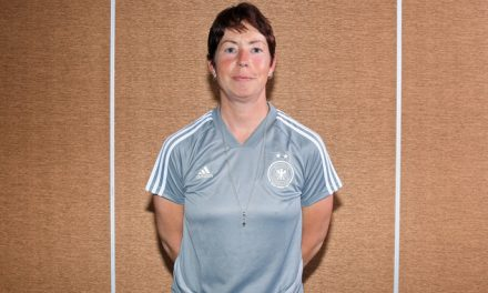 WOMEN'S SOCCER HISTORY MONTH (Day 25): In 2003, Meinert and Prinz of Germany were the best women's players on the planet