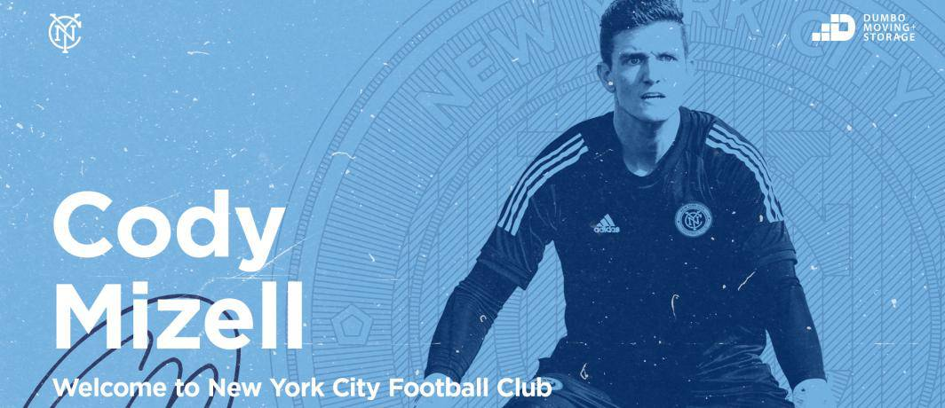 THE RIGHT FIT: NYCFC signs former New Mexico United GK Mizell