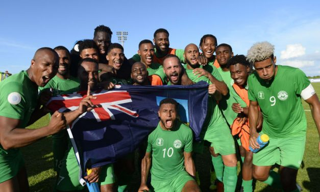 RISING FROM THE ASHES: More than 2 decades after horrific volcano eruption, Montserrat has made inroads in Caribbean soccer