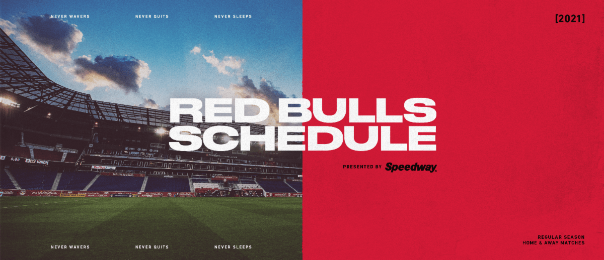 CLOSE TO HOME: All but 2 of Red Bulls games will be vs. Eastern Conference foes