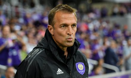 IT'S IN THE PAST: Kreis: Not qualifying for Olympics in the past is not an onus on us