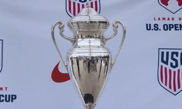 ONE DOOR IS SHUT: U.S. Open Cup won't hold opening round