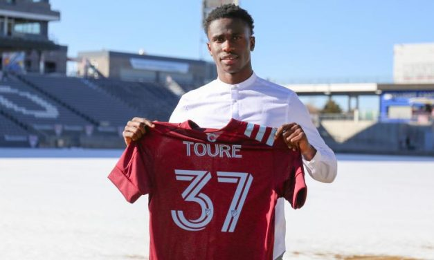 RAPID RESPONSE: Red Bulls trade Toure to Colorado for $50K in GAM