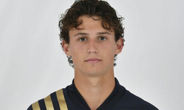 AMAZING ASSIST: Watch Aaronson set up Salzburg's 2nd goal