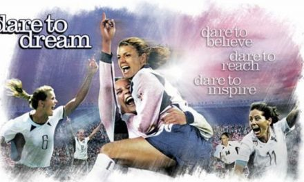 WOMEN'S SOCCER HISTORY MONTH (Day 13): Dare To Dream captures spirit and success of USWNT (2005)