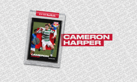 ANOTHER YOUNG BULL: Red Bulls acquire, sign U.S. U-20 midfielder Harper