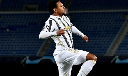 $22.5 MILLION MAN (AND MAYBE MORE): McKennie joins Juventus on a permanent basis