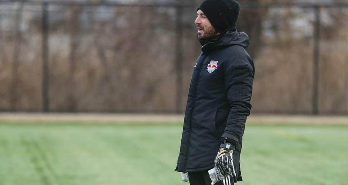A PROUD ANNOUNCEMENT: Red Bulls II name new goalkeeper coach