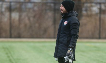A PROUD ANNOUNCEMENT: Red Bulls II name new goalkeeper coach