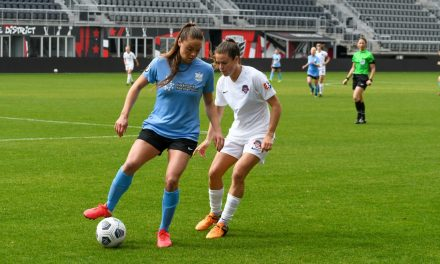 A PERFECT 3-0: Sky Blue FC defeats Spirit, finishes preseason unbeaten