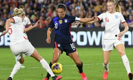 WOMEN'S SOCCER HISTORY MONTH (Day 21): They're on top of the world: USWNT wins 1st world championship in 16 years, routing Japan