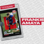 FRANKIE GOES TO HARRISON: Red Bulls acquire Amaya from Fc Cincy for $950K in GAM, perhaps more